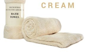 Uterák BATH TOWEL CREAM