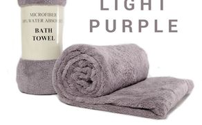 Uterák BATH TOWEL LIGHT PURPLE